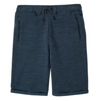 Textil Chlapecké Kraťasy / Bermudy Name it NKMSCOTTT Tmavě modrá