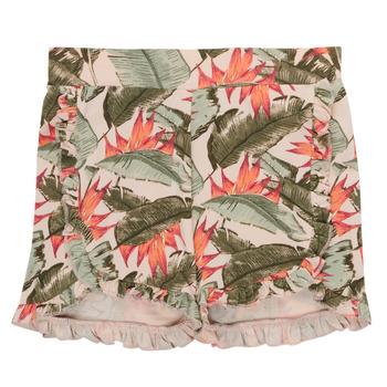 Textil Dívčí Kraťasy / Bermudy Name it NMFFIBLOOM SHORTS