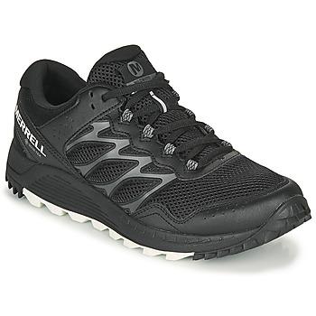Boty Muži Multifunkční sportovní obuv Merrell WILDWOOD GTX Černá