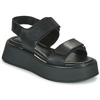 Boty Ženy Sandály Vagabond Shoemakers COURTNEY Černá