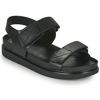 Boty Ženy Sandály Vagabond Shoemakers ERIN Černá