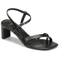 Boty Ženy Sandály Vagabond Shoemakers LUISA Černá