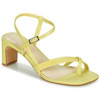 Boty Ženy Sandály Vagabond Shoemakers LUISA Žlutá