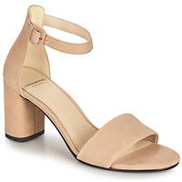 Boty Ženy Sandály Vagabond Shoemakers PENNY Béžová