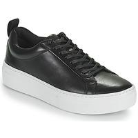 Boty Ženy Nízké tenisky Vagabond Shoemakers ZOE PLATFORM Černá