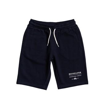 Textil Chlapecké Kraťasy / Bermudy Quiksilver EASY DAY SHORT Tmavě modrá