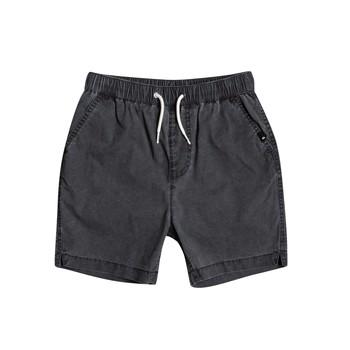 Textil Chlapecké Kraťasy / Bermudy Quiksilver TAXER WS Černá