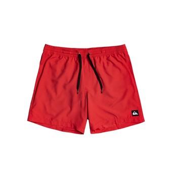 Textil Chlapecké Plavky / Kraťasy Quiksilver EVERYDAY VOLLEY Červená