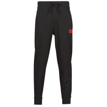 Textil Muži Teplákové kalhoty HUGO DOAK Černá