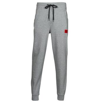 Textil Muži Teplákové kalhoty HUGO DOAK Šedá