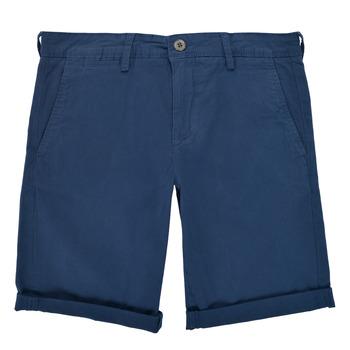 Textil Chlapecké Kraťasy / Bermudy Teddy Smith SHORT CHINO Modrá
