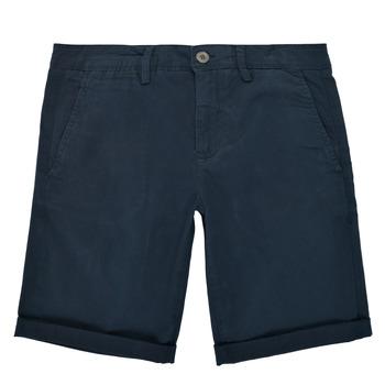 Textil Chlapecké Kraťasy / Bermudy Teddy Smith SHORT CHINO Tmavě modrá