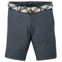 Textil Chlapecké Kraťasy / Bermudy Teddy Smith STATON CHINO Tmavě modrá