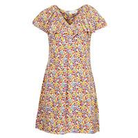 Textil Ženy Krátké šaty Molly Bracken P1387E21 Béžová