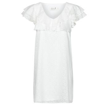 Textil Ženy Krátké šaty Molly Bracken LA700E21 Bílá