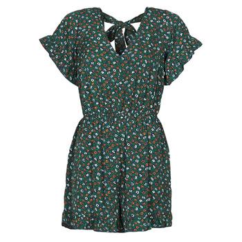 Textil Ženy Overaly / Kalhoty s laclem Molly Bracken N91BP21 Tmavě modrá