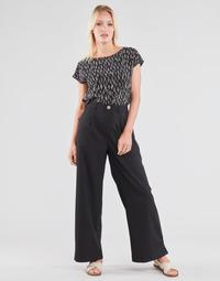Textil Ženy Turecké kalhoty / Harémky Molly Bracken EF1424P21 Černá