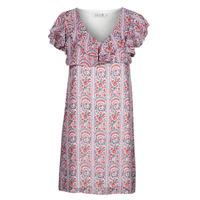 Textil Ženy Krátké šaty Molly Bracken LA171AE21 Slézová