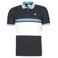 Textil Muži Polo s krátkými rukávy Oxbow N1NIREMO Tmavě modrá