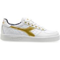 Boty Ženy Nízké tenisky Diadora 501.175.495 Bílý