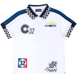 Textil Děti Trička s krátkým rukávem Chicco 09033560000000 Bílý