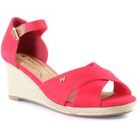 Boty Ženy Sandály Wrangler WL01520A Růžový