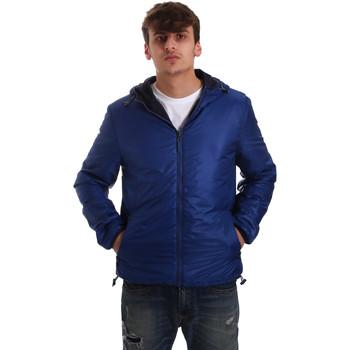 Textil Muži Bundy Invicta 4442213/U Modrý