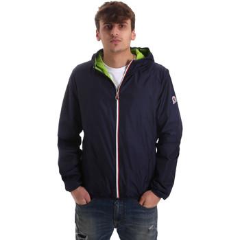 Textil Muži Bundy Invicta 4431661/U Modrý