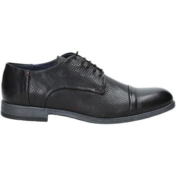 Boty Muži Šněrovací společenská obuv Rogers CP 05 Černá