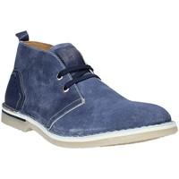 Boty Muži Kotníkové boty Rogers BK 61 Modrý