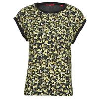 Textil Ženy Halenky / Blůzy S.Oliver 14-1Q1-32-7164-99B0 Černá