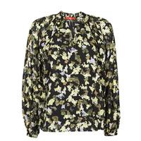 Textil Ženy Halenky / Blůzy S.Oliver 14-1Q1-11-4082-99A1 Černá