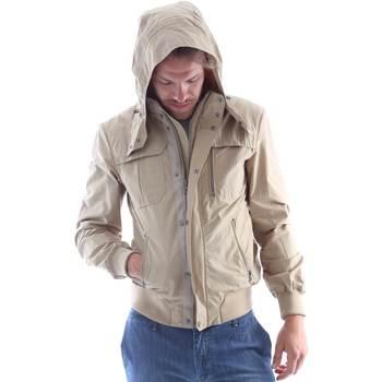 Textil Muži Bundy Geox M6221L T2270 Béžový