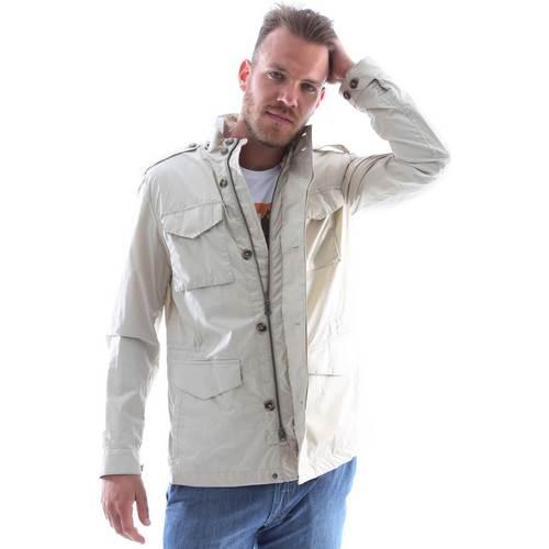 Textil Muži Bundy Geox M6221T T2274 Béžový