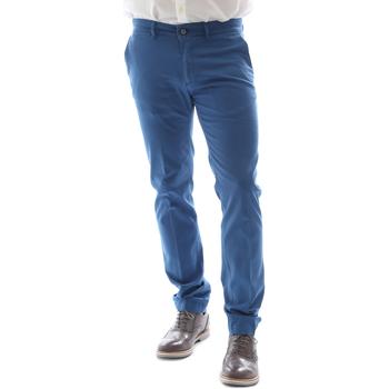 Textil Muži Mrkváče Sei3sei 6DAYTONA E1649 Modrý
