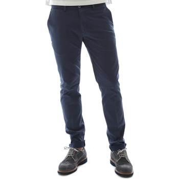 Textil Muži Mrkváče Sei3sei 6OYSTER E1669 Modrý