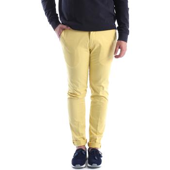 Textil Muži Mrkváče Sei3sei 6OYSTER E1648 Žlutá