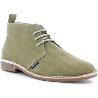 Boty Muži Kotníkové boty Submariine London SML610026 Zelený
