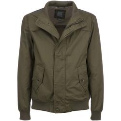 Textil Muži Bundy Geox M6220L T2227 Zelený