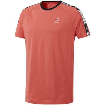 Textil Muži Trička s krátkým rukávem Reebok Sport DT8145 Růžový