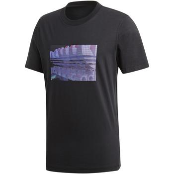 Textil Muži Trička s krátkým rukávem adidas Originals DV2015 Černá