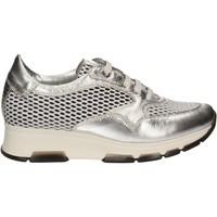 Boty Ženy Nízké tenisky Keys 5181 Stříbrný