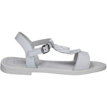 Boty Děti Sandály Lulu LT080061L Bílý
