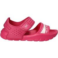 Boty Děti Sandály Everlast EV-604 Růžový