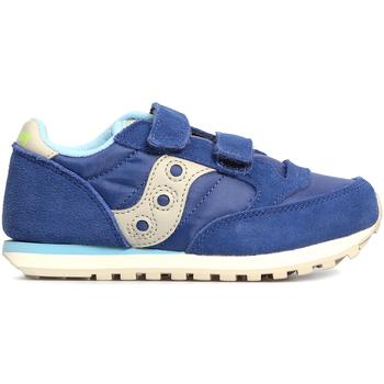 Boty Děti Nízké tenisky Saucony SK262487 Modrý