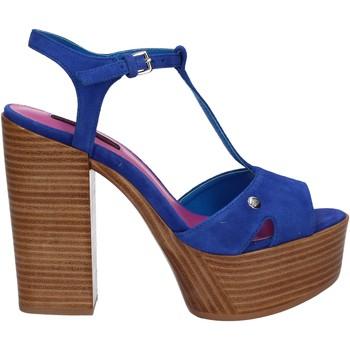 Boty Ženy Sandály Fornarina PE17KY1012S011 Modrý