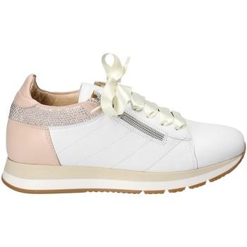 Boty Ženy Nízké tenisky Exton E18 Bílý