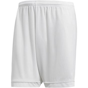 adidas Kraťasy & Bermudy BJ9228 - Bílá
