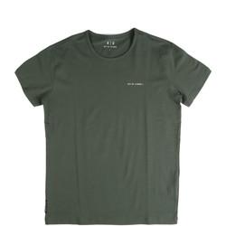 Textil Muži Trička s krátkým rukávem Key Up 2G69S 0001 Zelený