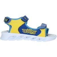 Boty Děti Sandály Bulls S19-SBL838 Modrý